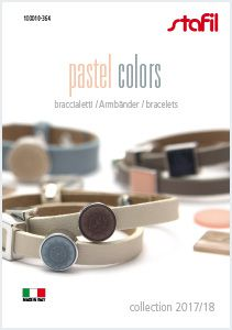 Armbänder Pastel colors